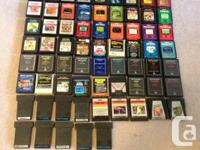 I am interested in trading my Atari 2600 stuff for