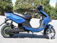****ATE 830 STEALTH 500W 60 VOLT SCOOTERS**** The