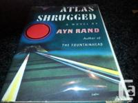 Atlas Shrugged by Ayn Rand. This is a specified initial