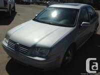 Nice 2003 Volkswagen Jetta Sedan Edition,Full Power