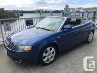 Make Audi Year 2004 Colour BLUE Trans Automatic kms