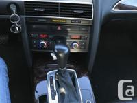 Make Audi Model A6 Year 2007 Colour Grey kms 251000
