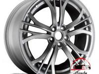 """Set of 4 Audi R8 19"""" Rims in excellent condition. Two"""