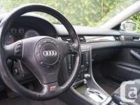 Make Audi Model S6 Year 2000 Colour Silver kms 46000