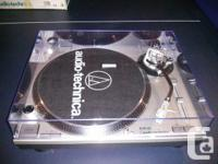 Up for sale is the Audio-Technica AT-PL120 Direct Drive