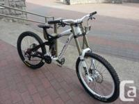 Ill DH bike! 2014 Norco Aurum 1 with Fox 40's and