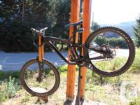 Hello There. I am selling a Norco Aurum 6.3. I have