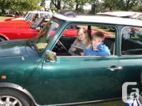 Make Austin Model Mini Year 1992 Colour Green kms