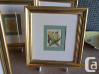 I have two original watercolours ,both are from