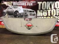 JDM TOKYO MOTOR IMPORTS 8210 RUE DU CREUSOT MONTREAL