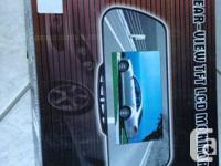 Brand New Auto-i CL650H 6inch TFT LCD Car Rear-View