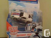 (PICK UP ONLY NO MEET UPS)  JAZZ Allegiance: Autobots