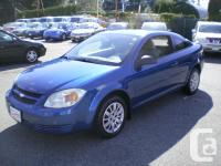 Make. Chevrolet. Model. Cobalt. Year. 2005. Colour.