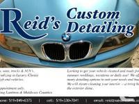 Reid's Custom Outlining. Autos, vans, vehicles &