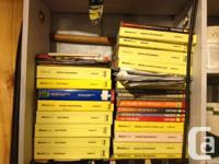 Service manuals domestic and import  Approx 35 manuals