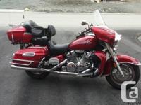 Available:. 2000 Yamaha Royal Star Endeavor. This bike
