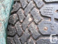 tire's like new for $80.00 the very same dimension all