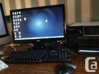 Available - ACER Computer system and all devices.