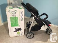 Lightly used Avalon stroller in excellent clean