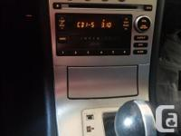 Make Infiniti Model G35X Year 2006 Colour Black kms