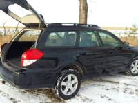 Make Subaru Model Outback Year 2009 Colour black kms