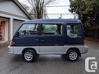 For sale is an AWD 1996 Subaru Domingo Japanese