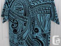 Awesome Island shirts, perfect for a Summer's Tiki