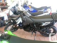 Great Deal. 2012 Kawasaki KLR 650. Excellent condition.