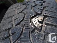 4 New WANL Winter Challenger Winter tires 205/55R16