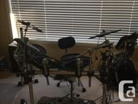 If you've been waiting for a great electronic drum kit,