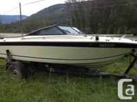19' jet boat and trailer for sale - Seller is motivated