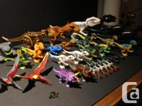 43 Dinosaurs, all Lego compatible ! and Lego