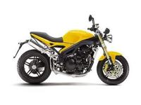 Make Triumph Year 2005 kms 22800 Triumph Speed Triple