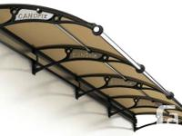 Secure your entryway, glass or outdoor patio just