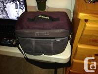 Waterproof handlebar bag easy on and off nice big 9