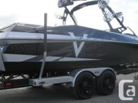 Come in and see Axis boats by Malibu. You get Malibu