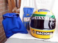 Full size wearable exact replica F1 helmet for 1994 for sale  Ontario