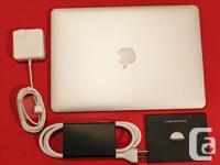 Je vends mon MacBook Air ann