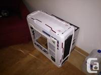 Few months old PC case, reason for selling - bought