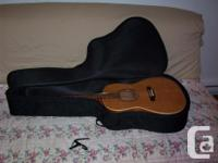 1996 Norman B20 individual strong spruce top with