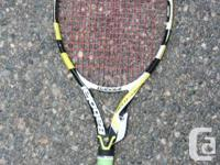 Babolat AeroPro Drive GT Tennis Racket - Used by Rafael for sale  British Columbia