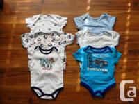 Lot of baby boy clothes for sale, size 3-6 months. All