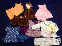 In excellent condition 10 sleepers, 20 dresses , 21