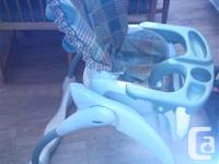 Baby High Chair to feed your child for sale in very