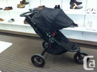 Selling our 2012 city elite stroller with car seat seat
