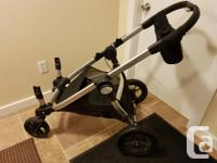 Excellent condition baby jogger stroller. Includes 2