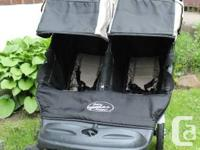 Baby Jogger City Series Double stroller, purchased
