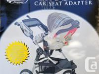 "Baby Jogger 3 wheel stroller Old ""City Series"" model In"