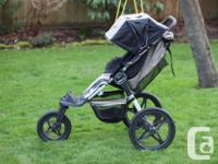Selling our single Baby Jogger now that baby number 2