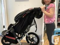 This baby jogger has done everything we�ve needed and